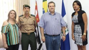 Prefeito toma posse como presidente da Junta Militar