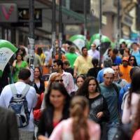 Brasil tem mais de 206 milhões de habitantes, segundo o IBGE