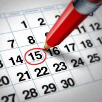 Portaria define dias de feriados nacionais e pontos facultativos de 2017