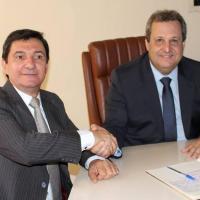 Wagão e Chico da Farmácia tomam posse como prefeito e vice-prefeito de Leme