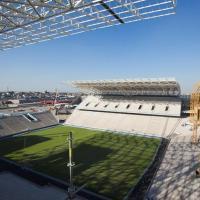 Fifa garante abertura da Copa do Mundo de 2014 em São Paulo