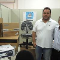 Procon Leme recebe novos equipamentos da Fundação Procon SP
