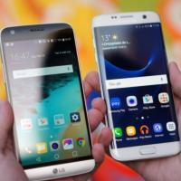 Samsung Galaxy S7 ou LG G5: saiba qual Android tem a melhor ficha técnica