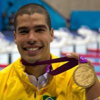 Maior medalhista do país virou atleta após assistir às Paraolimpíadas na TV