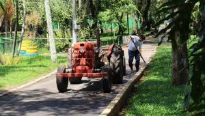 """Parque Ecológico """"Mourão"""" é reaberto para visitação pública"""