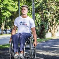 Mais de 35% dos atletas da Paralimpíada são vítimas de acidentes
