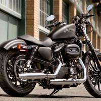 Harley-Davidson Iron 883 é a porta de entrada para o mundo Harley