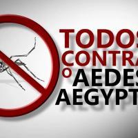 Sábado tem mutirão contra o Aedes na Vila Santa Rita