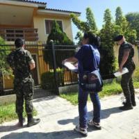 Bairro rural Caju recebe o mutirão contra o Aedes neste sábado