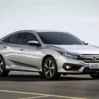 Lançamento: Honda Civic 2017
