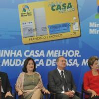 Beneficiários do Minha Casa, Minha Vida já tomaram R$ 1 bilhão em crédito