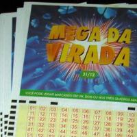 Mega da Virada sorteia R$ 225 milhões no sábado (31)