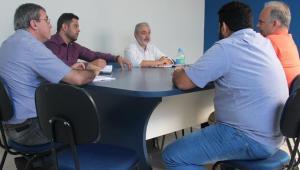 Secretarias Municipais iniciam tratativas para vinda de novas empresas para Leme