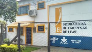 Secretaria de Indústria e Comércio participa de evento promovido pela Incubadora de Empresas de Leme