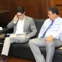 Governo de Leme discute projeto de adequação do Aterro Sanitário